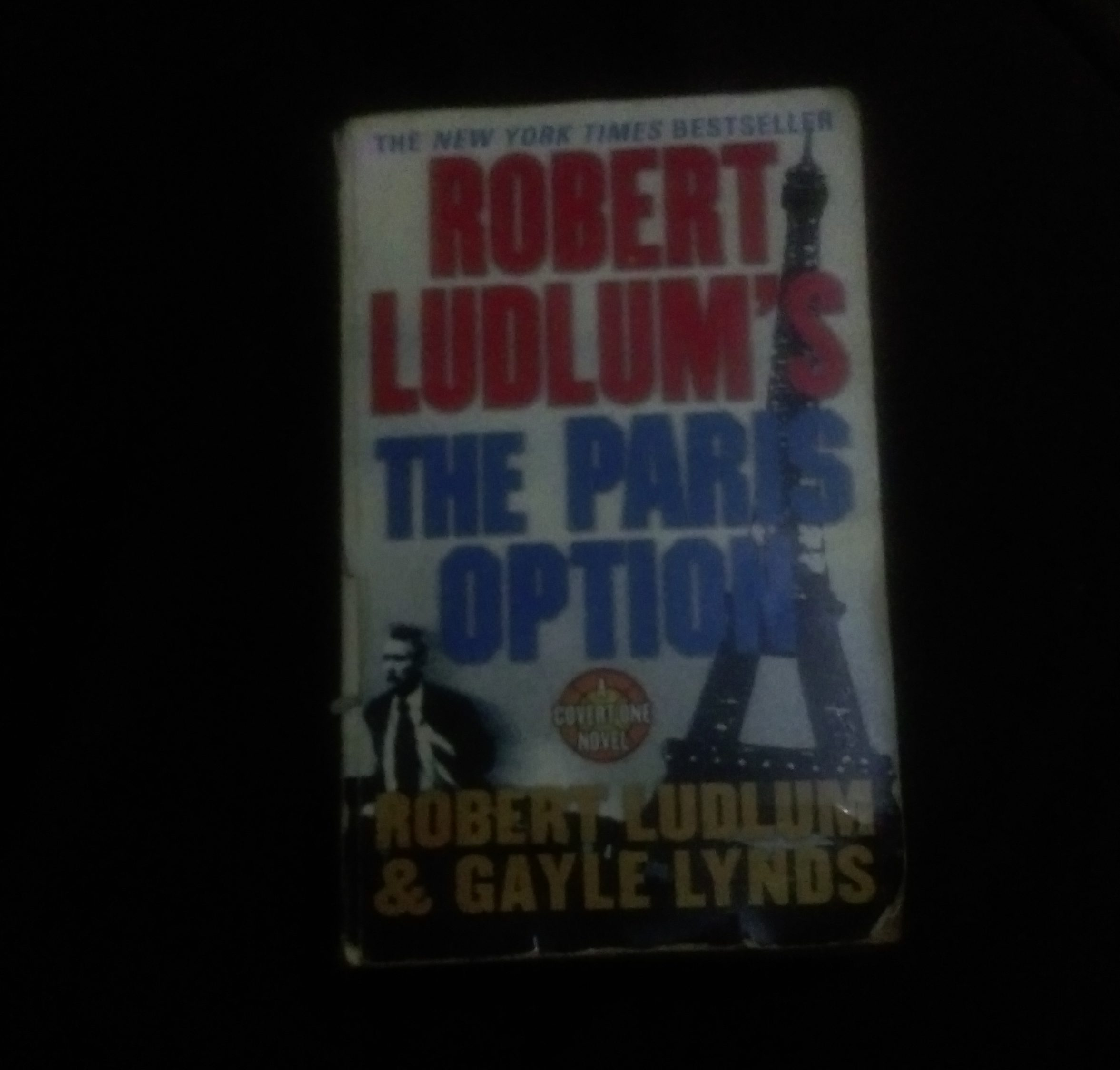 Rober Ludlum The Paris Option