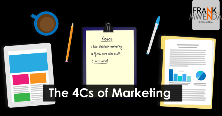 MARKETING mix - 4cs