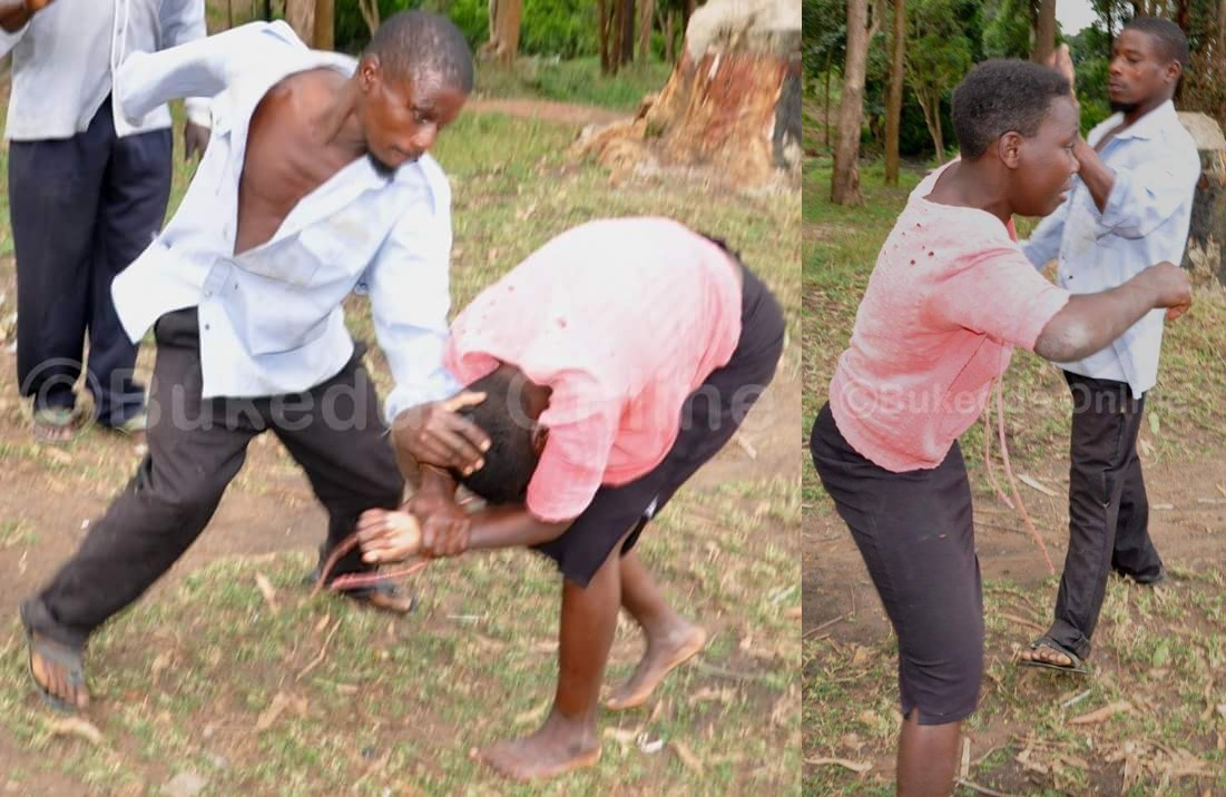 Man-And-Wife-Fight-Each-Other-In-Public-Over-Infidelity-Accusation-PHOTOS