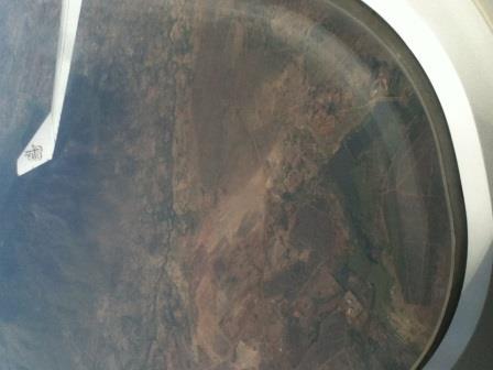 FLIGHT KENYA MOUNTAIN