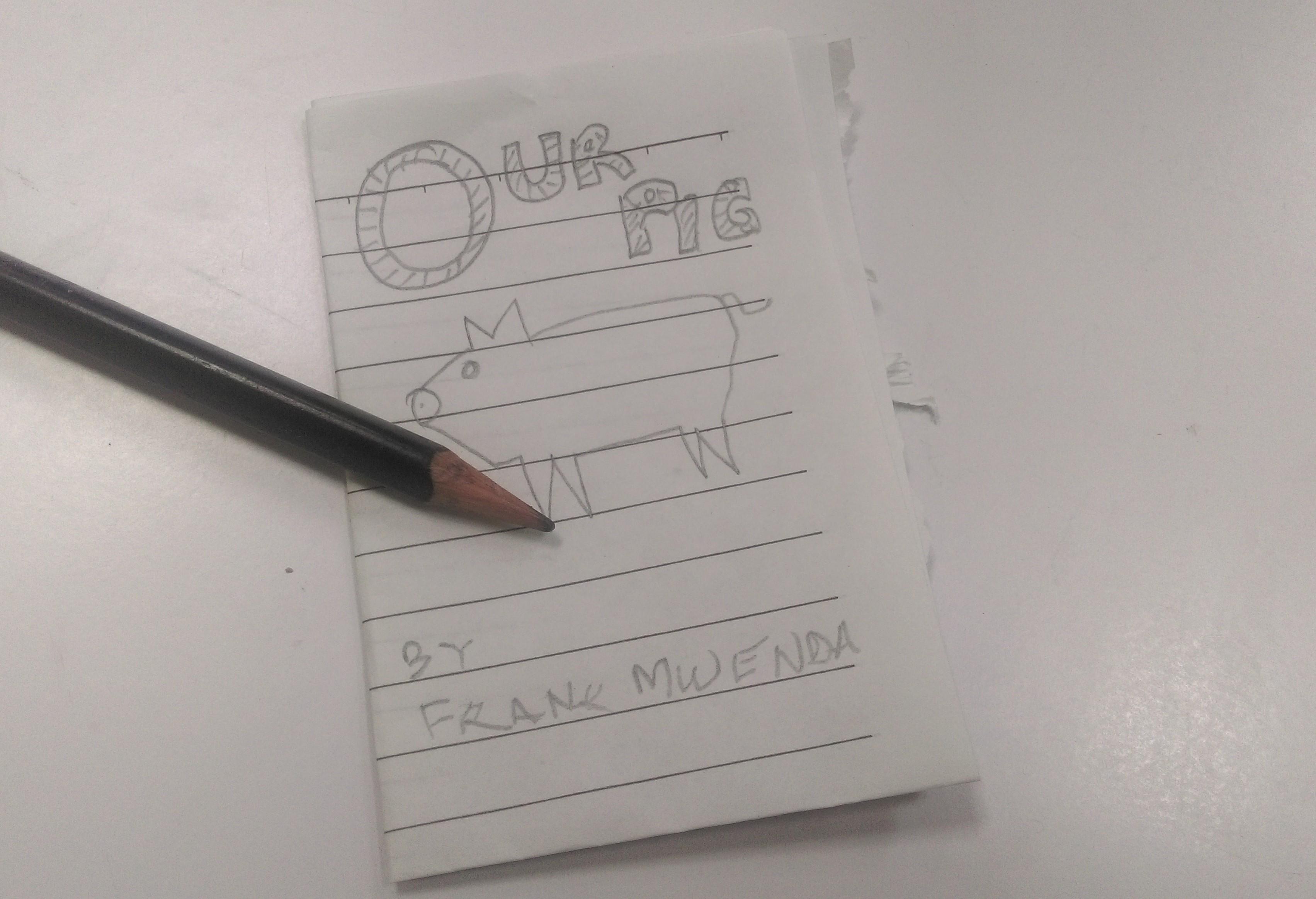 frankmwenda kindergarten book