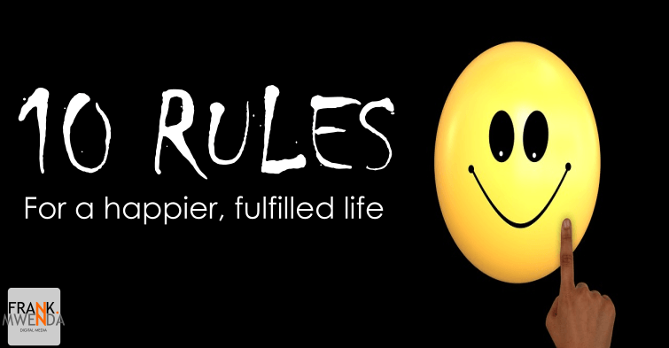 Life Rules ...											</p>