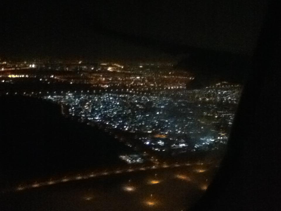 Dubai aerial view frankmwenda