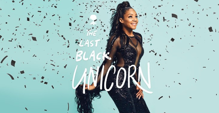 Tiffany Haddish The Last Black Unicorn book