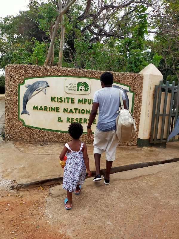 Kisite Mpungute National Park South Coast